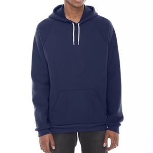 American apparel classic pullover hoodie jacket